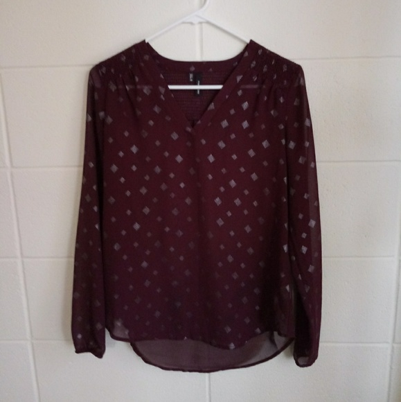 Maurices Tops - Maurices sheer blouse